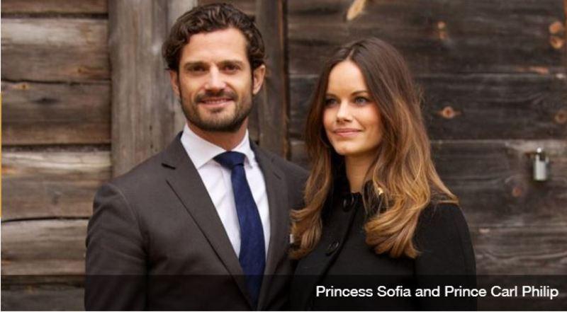 الأمير كارل فيليب والأميرة صوفيا يستقبلان مولودهما الثاني ...